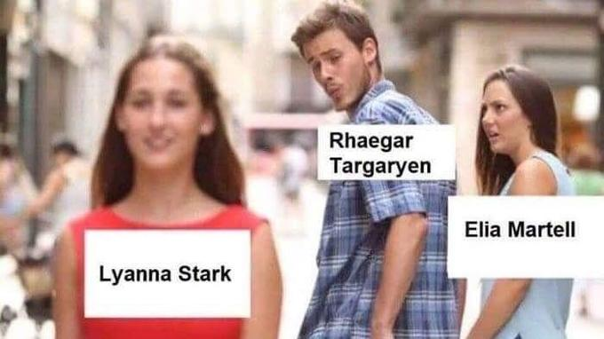 high-spirited Game of thrones memes