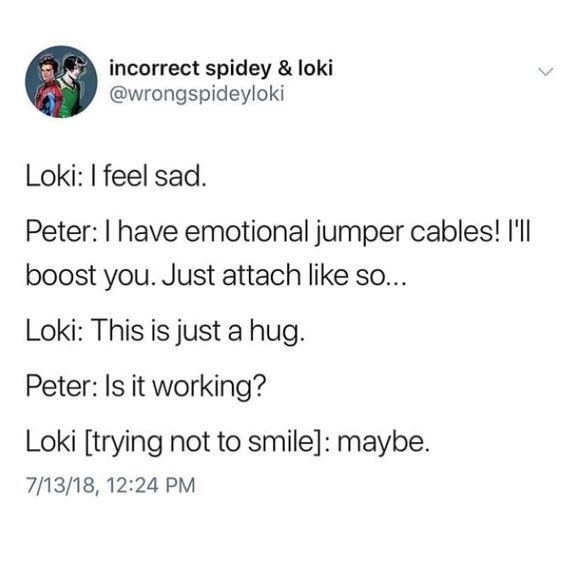high-spirited MCU Memes
