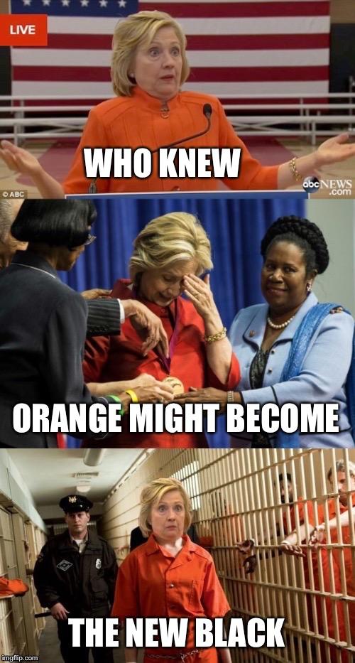 high-spirited Orange is the new black memes