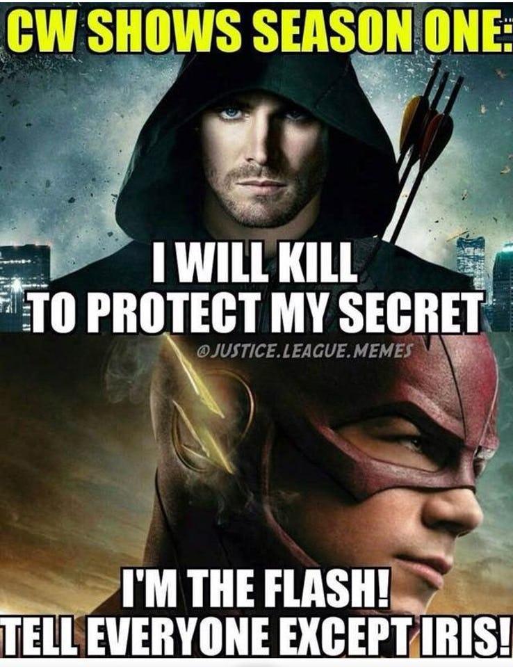 humorous Arrow memes