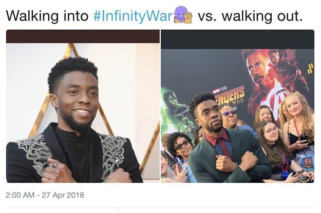 humorous Avengers meme