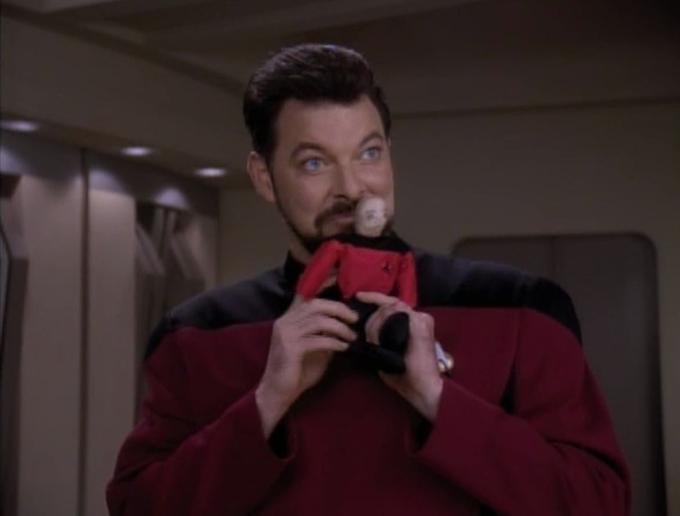 humorous Star Trek Memes