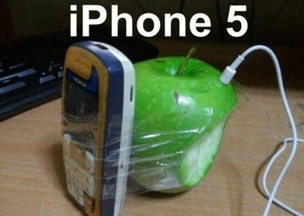 humorous iPhone Memes