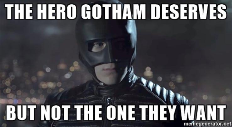 jolly Gotham memes