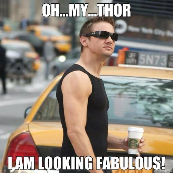 jolly Hawkeye meme