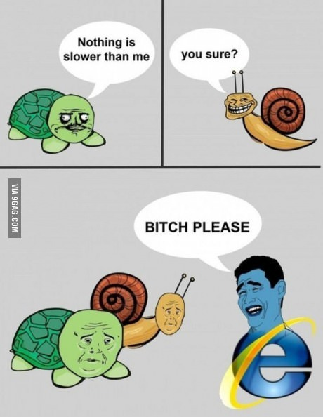 jolly Internet explorer meme