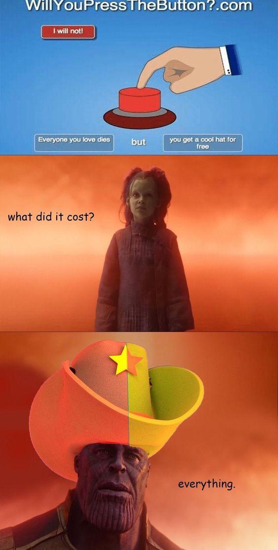 jolly MCU Memes