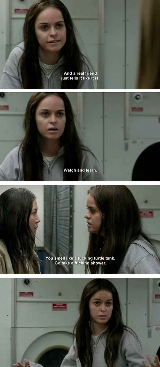 jolly Orange is the new black memes