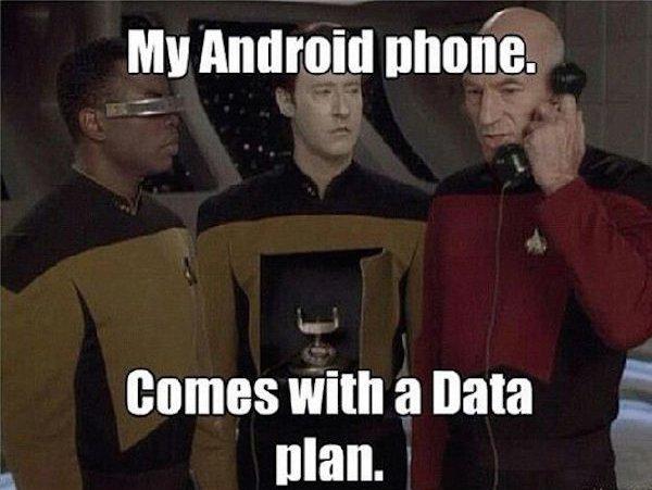 jolly Star Trek Memes