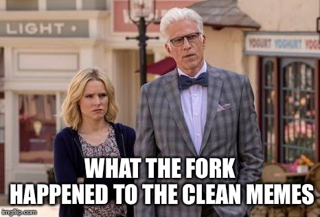 jolly The good place series memes
