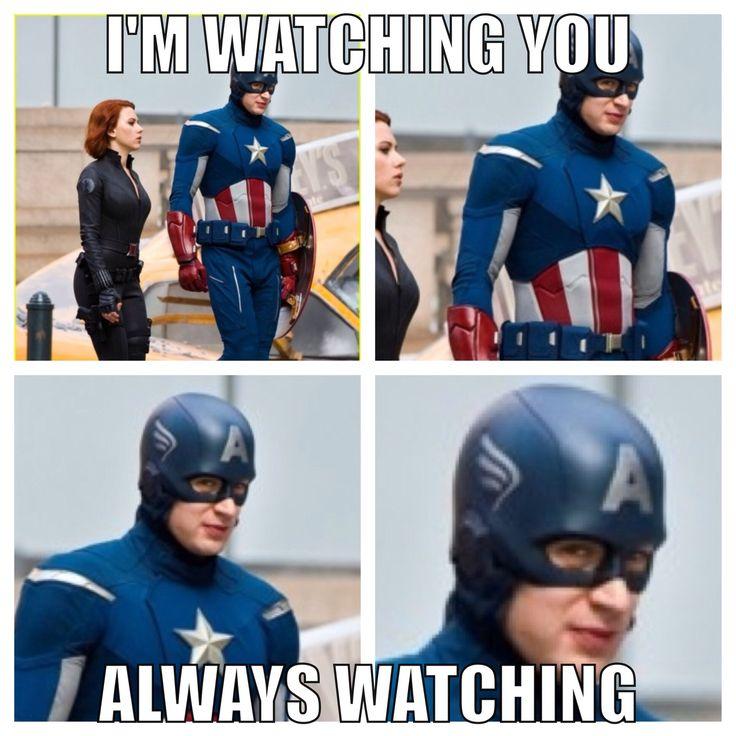 laughable Captain America meme