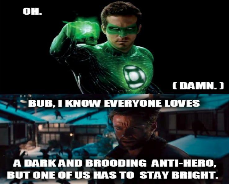 laughable DC VS MARVEL Memes