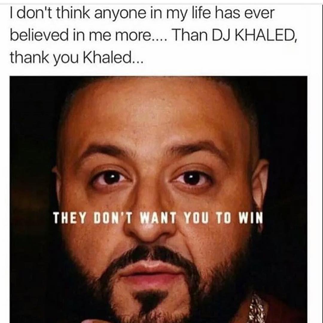 laughable DJ Khaled Memes