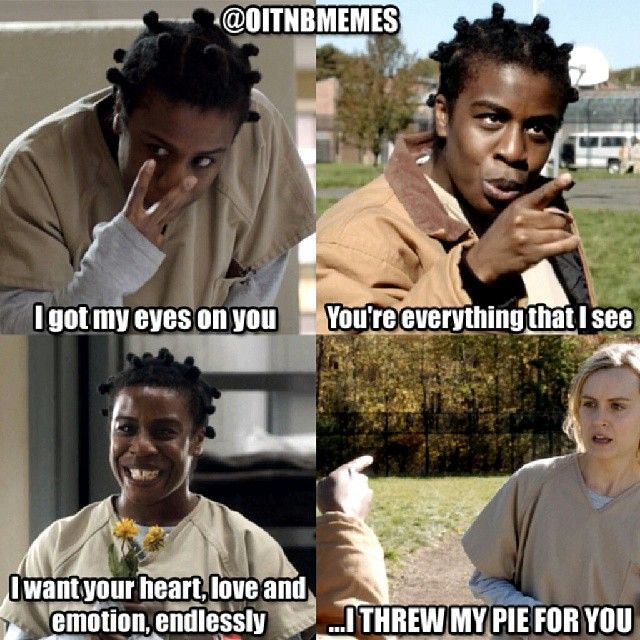 laughable Orange is the new black memes