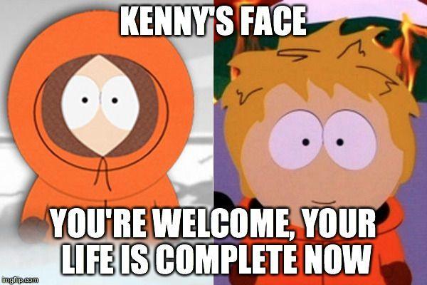 laughable South Park Memes