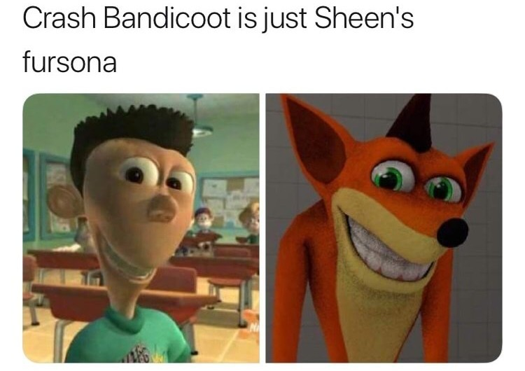 50+ Funny Crash Bandicoot Memes That Are Sure To Keep You ...