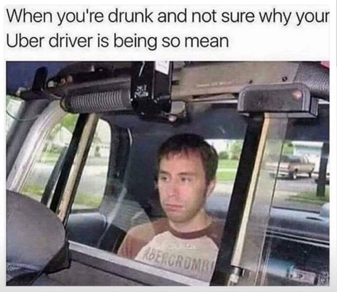 lively Uber Memes