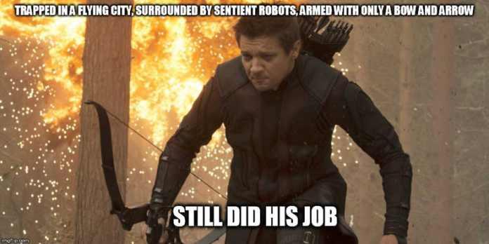 rib-tickling Avengers meme