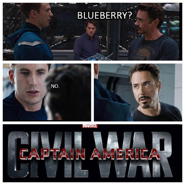 rib-tickling Captain America meme