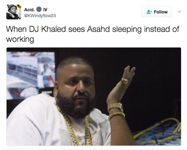rib-tickling DJ Khaled Memes