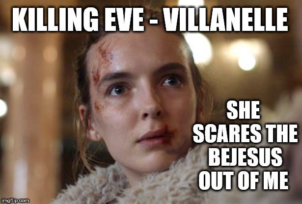 rib-tickling Killing eve memes