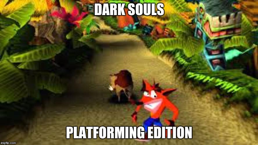 sparkling Crash Bandicoot Memes