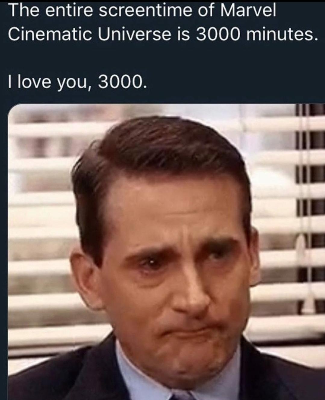 sparkling Endgame meme