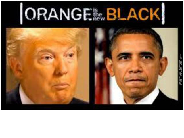 sparkling Orange is the new black memes