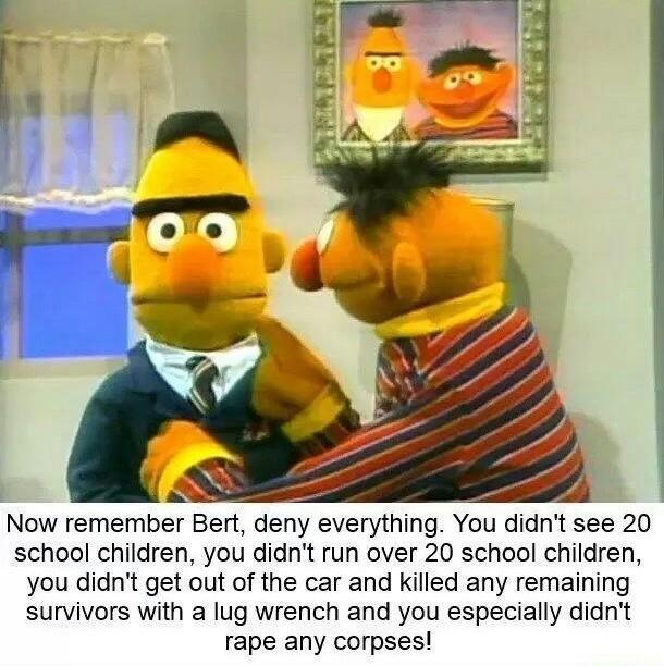 110 Funny Bert And Ernie Memes Straight From Sesame Street