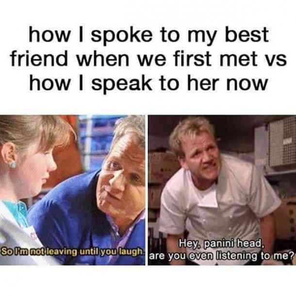 Meme when friend your best 10 Best