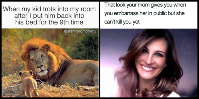 120+ Mom Memes Will Make You Grow Fond Of Your Mother