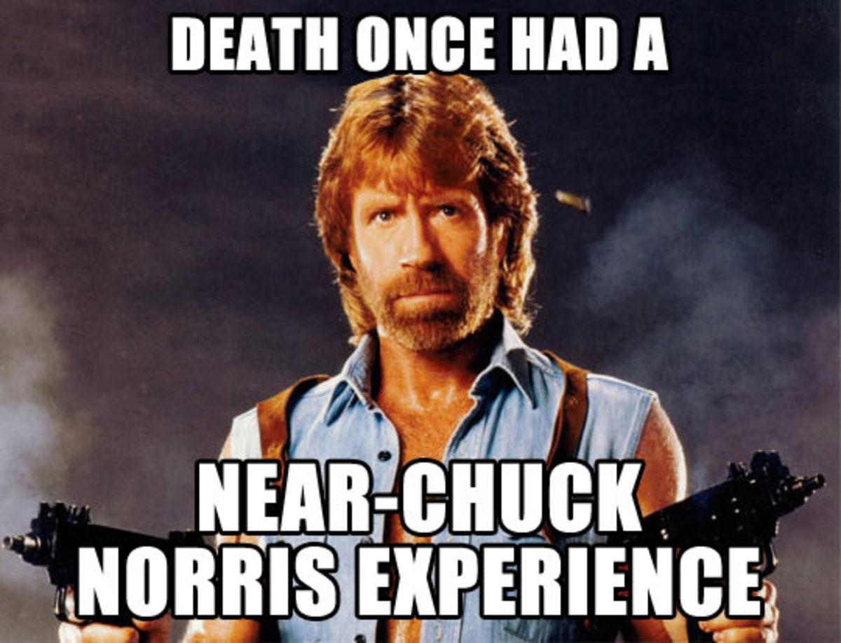 Funny Chuck norris memes