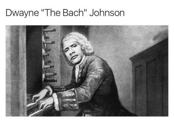 "Funny Dwayne Johnson ""The Rock"" memes"