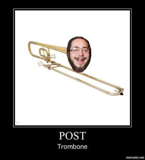 Funny Post malone memes
