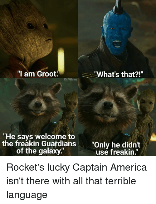 Funny Rocket raccoon memes