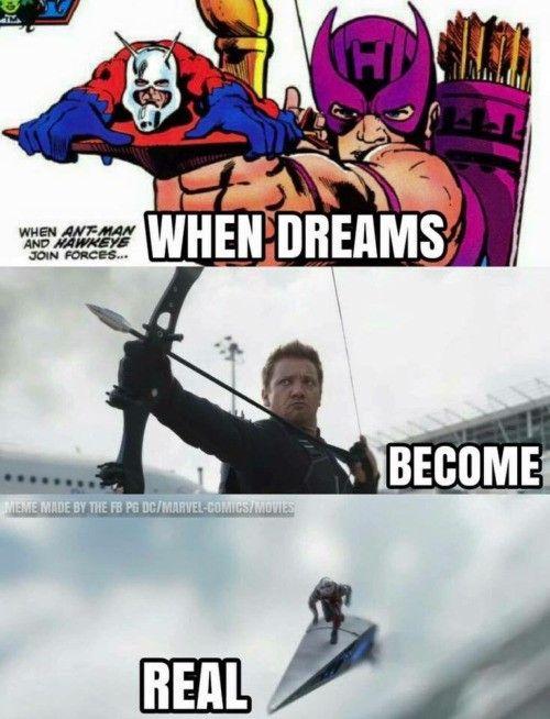 Funny ant-man memes