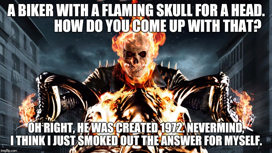 Funny ghost rider memes