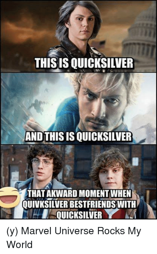 Funny quicksilver memes