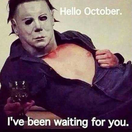 Funny spooky memes