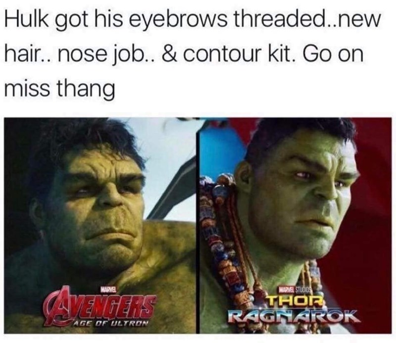 Funny thor memes