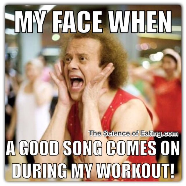 Funny workout memes