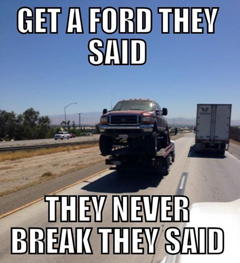 Hilarious Ford memes