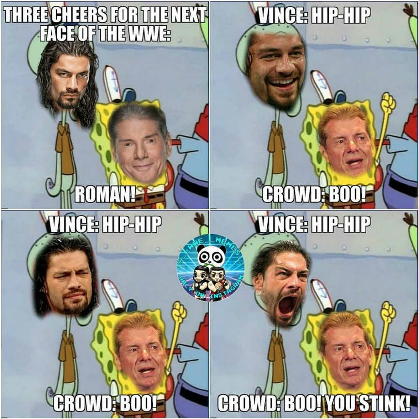 Hilarious WWE Memes