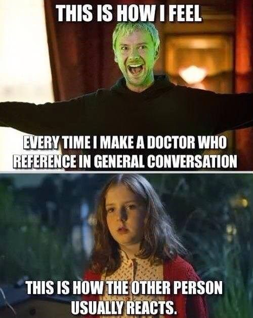 Hilarious doctor who memes