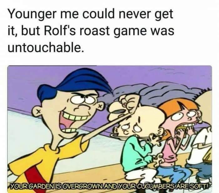 Hilarious ed edd n eddy memes