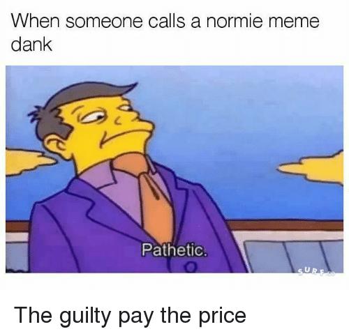 amusing Normie meme