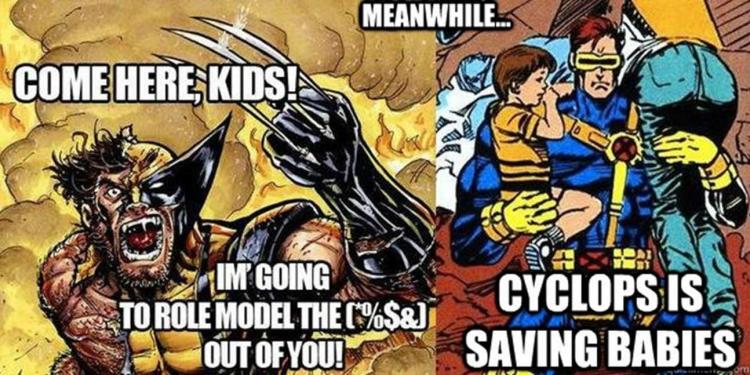 amusing cyclops memes