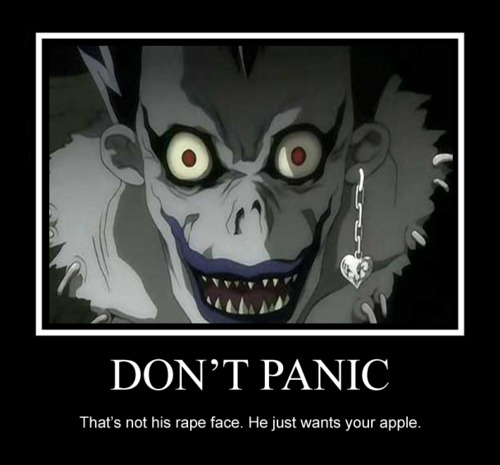 amusing death note memes