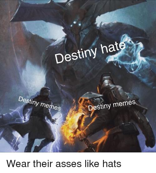 amusing destiny memes