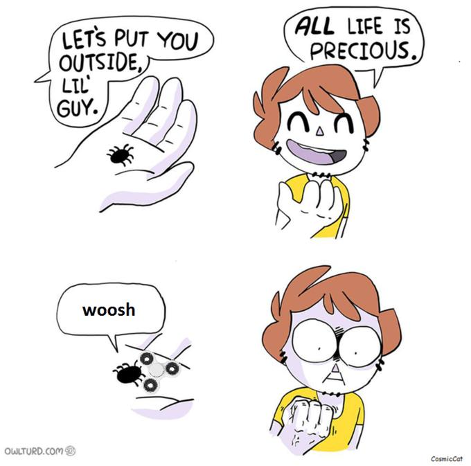 amusing fidget spinners memes